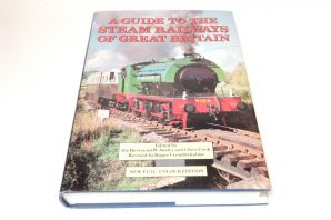 GUIDE TO THE STEAM RAILWAYS OF GREAT BRITAIN 'NEW FULL-COLOUR EDITION : A (Awdry & Cook 1984)